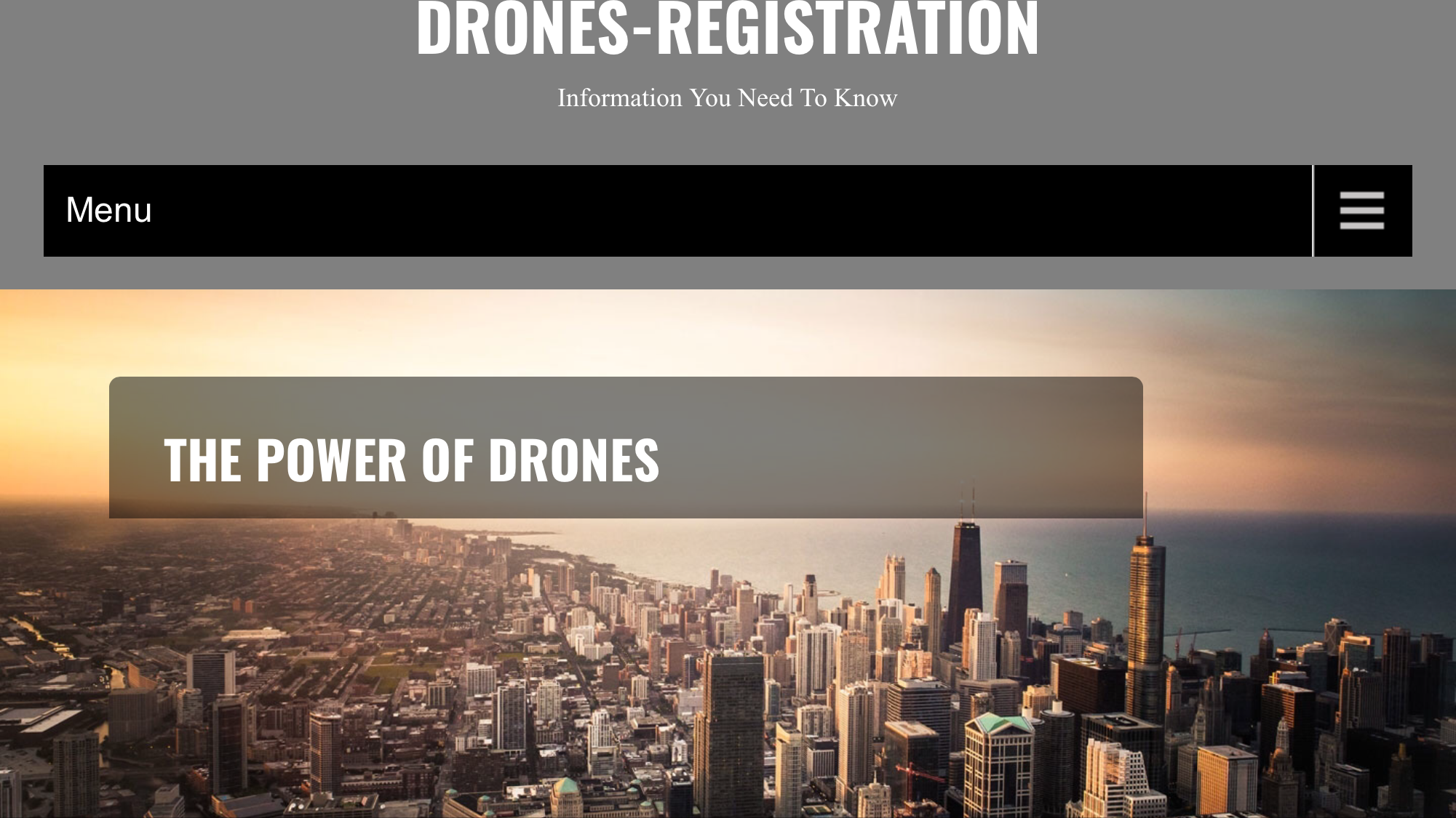 DronesRegistration.com